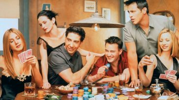 Complete the dialogues: F.R.I.E.N.D.S Edition