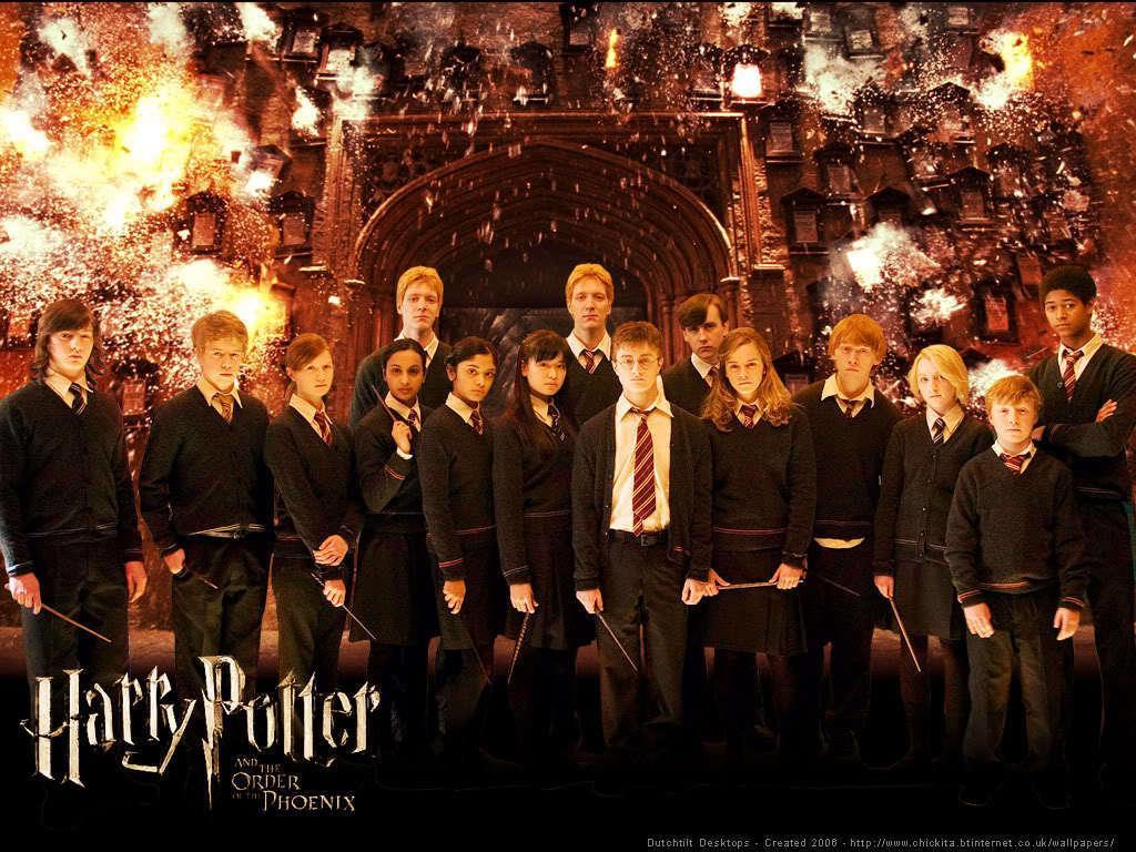 Harry Potter Minor Details