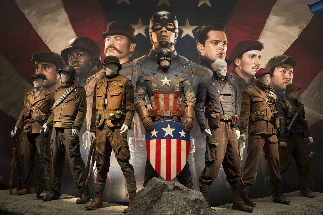 avengers, Captain America